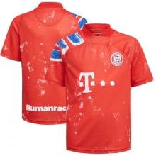 Детская лимитированная форма Баварии 2020-2021 футболка