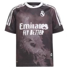 Третья футболка Барселоны 2019-2020 Луис Суарес герб клуба