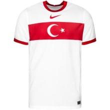 Гостевая футболка сборной Турции ЕВРО 2020-21
