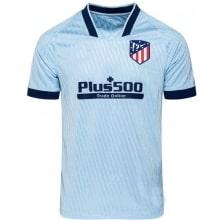 Взрослый комплект третьей формы Атлетико 2019-2020 футболка