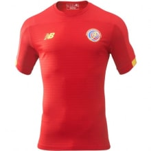 Домашняя футболка сборной Коста-Рики 2019-2020