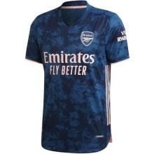 Третья аутентичная футболка Арсенала 2020-2021