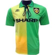 Гостевая футболка Манчестер Юнайтед 1993-1994