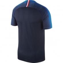 Домашняя футболка сборной Франции на чемпионат мира 2018 сзади