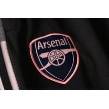 Голубой спортивный костюм Арсенал 2021-2022 герб клуба