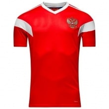 Домашняя футболка сборной России Артем Дзюба номер 22 ЧМ 2018