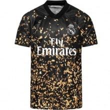 Взрослый комплект четвертой формы Реал Мадрид 2019-2020 футболка