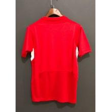 Домашняя ретро футболка Ливерпуля 2004-2005 сзади