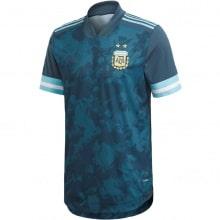 Гостевая игровая футболка сборной Аргентины 2019-2020