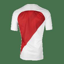 Домашняя игровая футболка Монако 2018-2019 сзади