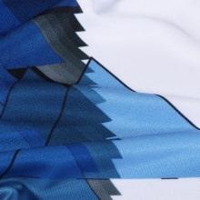 Гостевая игровая футболка Аталанта 2020-2021 ткань