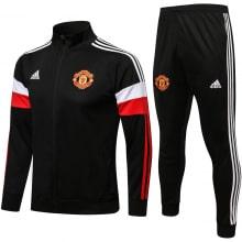 Черный костюм Манчестер Юнайтед 21-22