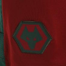 Детская третья форма Вулверхэмптон 2020-2021 шорты герб клуба