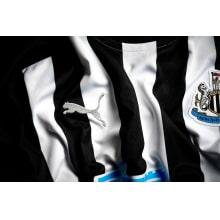 Комплект взрослой домашней формы Ньюкасл 2020-2021 футболка бренд
