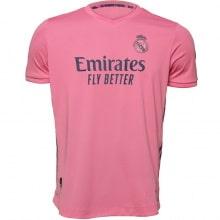 Гостевая аутентичная футболка Реал Мадрид 2020-2021