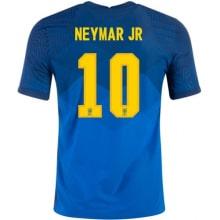 Гостевая футболка сборной Бразилии 2020-2021 Неймар