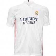 Взрослый комплект домашней формы Реал Мадрид 2020-2021 футболка