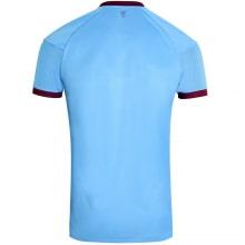 Комплект детской гостевой формы Вест Хэм 2020-2021 футболка сзади