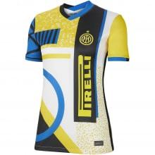 Женская четвертая футболка Интер 2021-2022