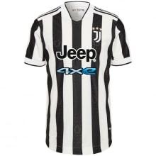 Домашняя аутентичная футболка Ювентуса 2021-2022