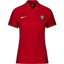 Женская домашняя футболка Португалии на ЕВРО 2020-21