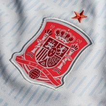 Белая футболка сборной Испании на ЧМ 2018