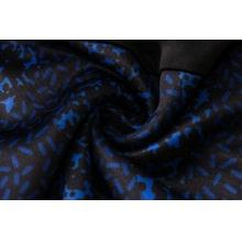 Темно-синий тренировочный костюм Интера 2021-2022 ткань