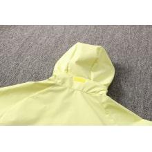 Сине-желтый костюм Арсенал по футболу 2021-2022 капюшон