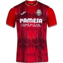 Гостевая игровая футболка Вильярреал 2021-2022