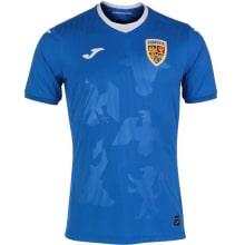 Гостевая футболка сборной Румынии по футболу 2021-2022