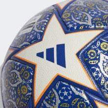 Гостевая аутентичная футболка Реал Мадрид 2021-2022 логотипы