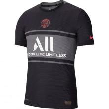 Третья аутентичная футболка ПСЖ 2021-2022