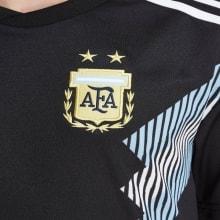 Детская футбольная форма Аргентины на ЧМ 2018 вблизи