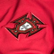 Футболка Португалии ЧМ 2018 Роналду герб сборной