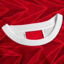 Домашняя аутентичная футболка Арсенала 2020-2021 воротник
