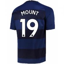 Домашняя футболка Манчестер Сити 21-22 Джек Грилиш