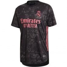 Третья игровая футболка Реал Мадрид 2020-2021