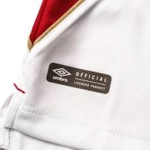 Белая домашняя футболка сборной Перу на чемпионат мира 2018 бренд