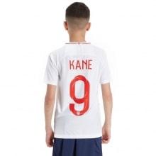 Детская домашняя форма Англии на ЧМ 2018 Гарри Кейн номер 9
