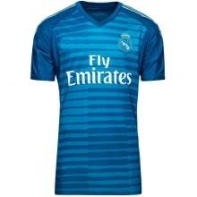 Вратарская домашняя футболка Реал Мадрид 2018-2019