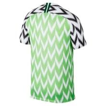 Детская домашняя футболка Нигерии ЧМ 2018 сзади