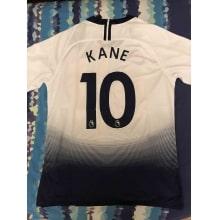 Детская домашняя футбольная форма Гарри Кейн 2018-2019