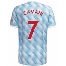Гостевая футболка Манчестер Юнайтед Кавани 2021-2022