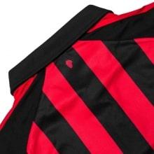 Домашняя игровая футболка Милан 2018-2019 сзади