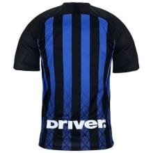 Домашняя игровая футболка Интера 2018-2019 сзади
