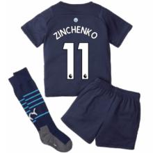 Детская третья футбольная форма Зинченко 21-22