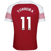 Домашняя футболка Арсенала Лукас Торрейра 2018-2019