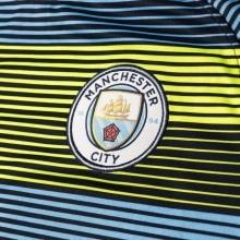 Тренировочная футболка Манчестер Сити 2018-2019 герб клуба