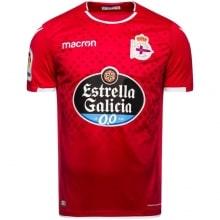 Гостевая игровая футболка Депортиво 2018-2019
