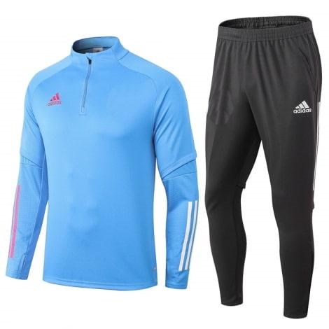 Серо-синий костюм Реал Мадрид 2021-2022